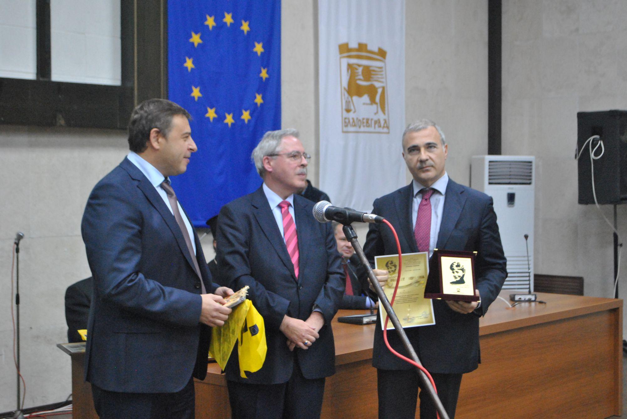 Read more: ECAD Representative Fabio Bernabei Awarded a Prize in Bulgaria
