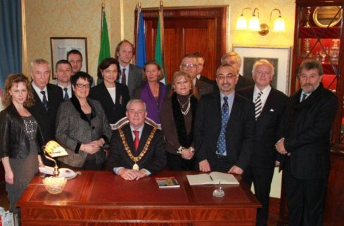 Read more: ECAD Advisory Board met in Cork