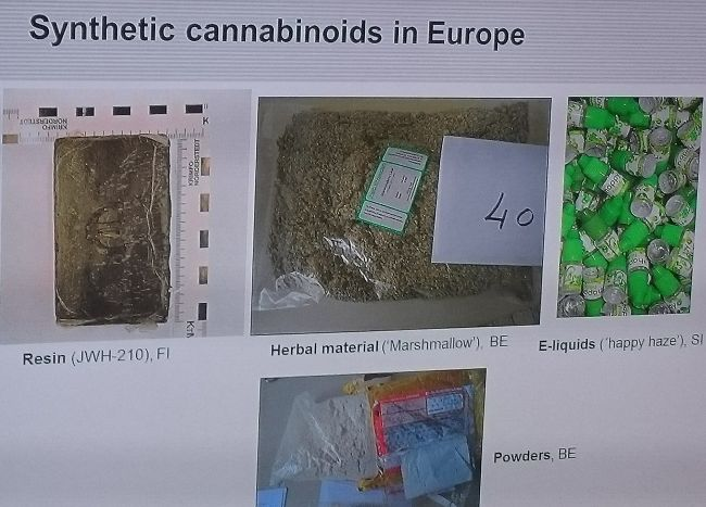 Read more: New Psychoactive Substances - a challenge for the Baltic Region