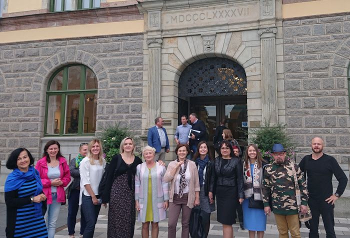 Read more: Project seminar i Eskilstuna - successful networking