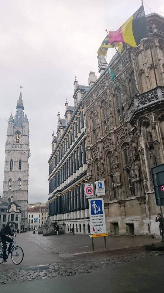 Ghent City Hall