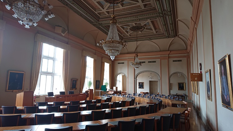 Eskilstuna conference venue