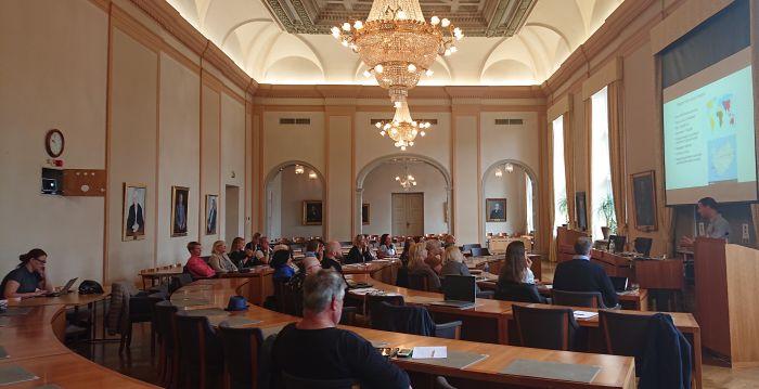 Read more: Project seminar i Eskilstuna - successful networking