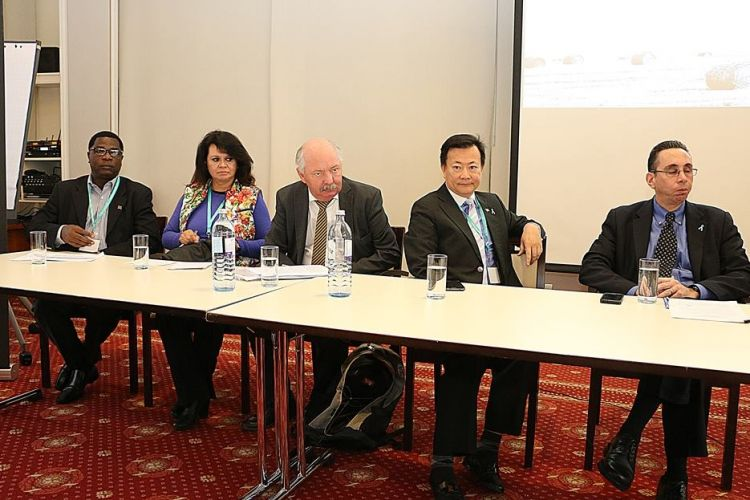 Read more: ECAD Participates at the fifth World Forum Against Drugs