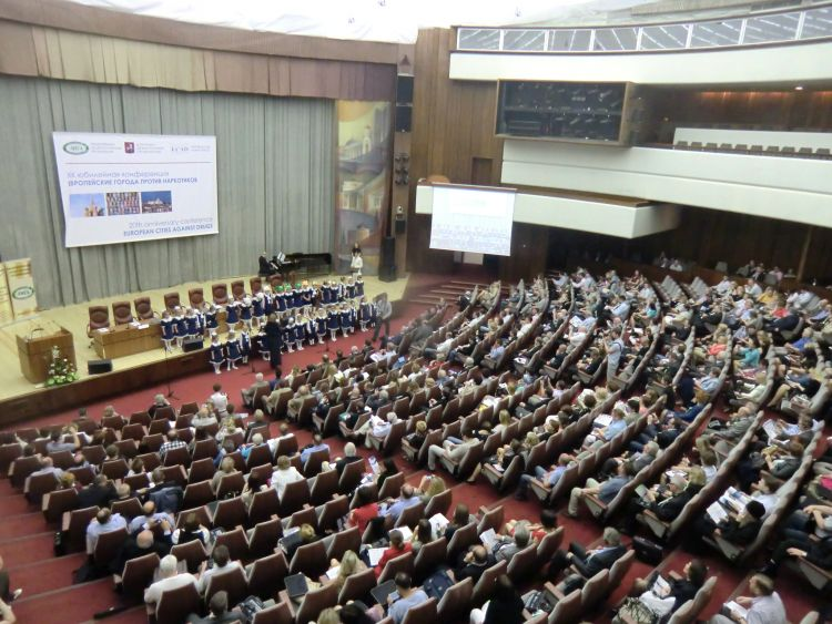 Read more: 20th ECAD Mayors' Conference