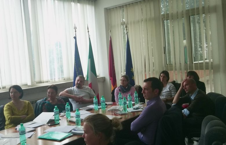 Read more: EU Recovery project - update on study visit to Rome